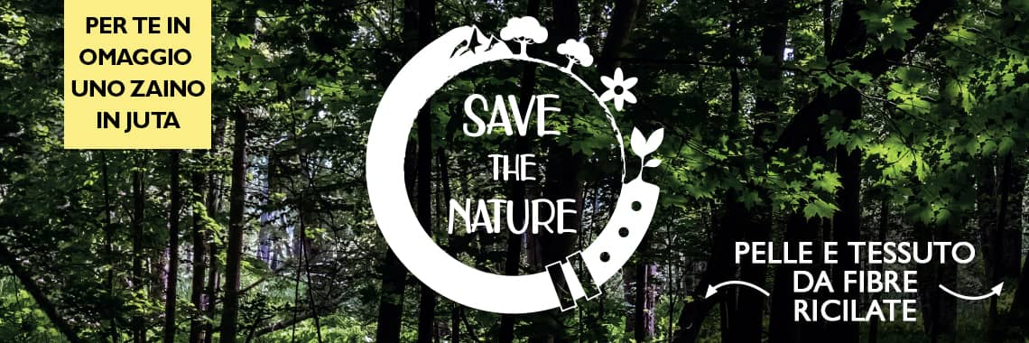 Promo Save The Nature